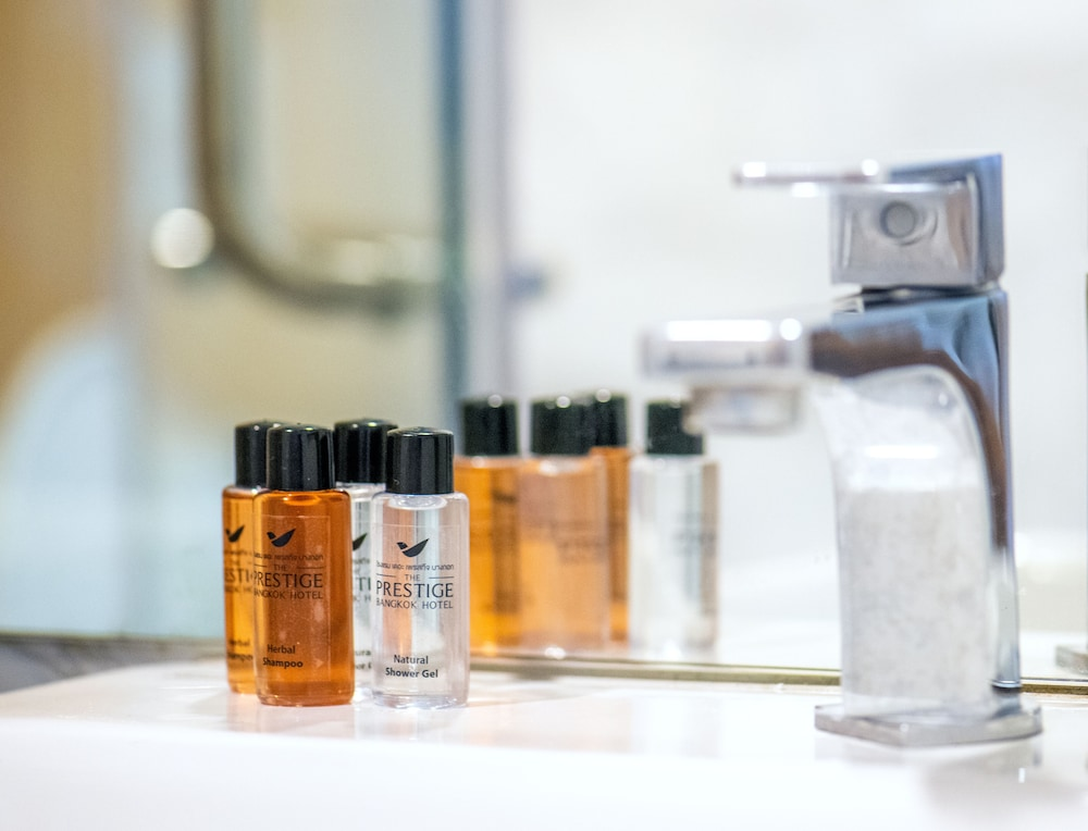 Bathroom Amenities, Tori Prestige Bangkok Hotel