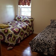 Newly Renovated 2BR Home, Central Location! Nice Neighborhood!