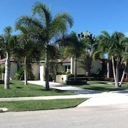 Perfect Home In Boca. Sleeps 6-8. Minutes Walking To Ocean And Mizner Park