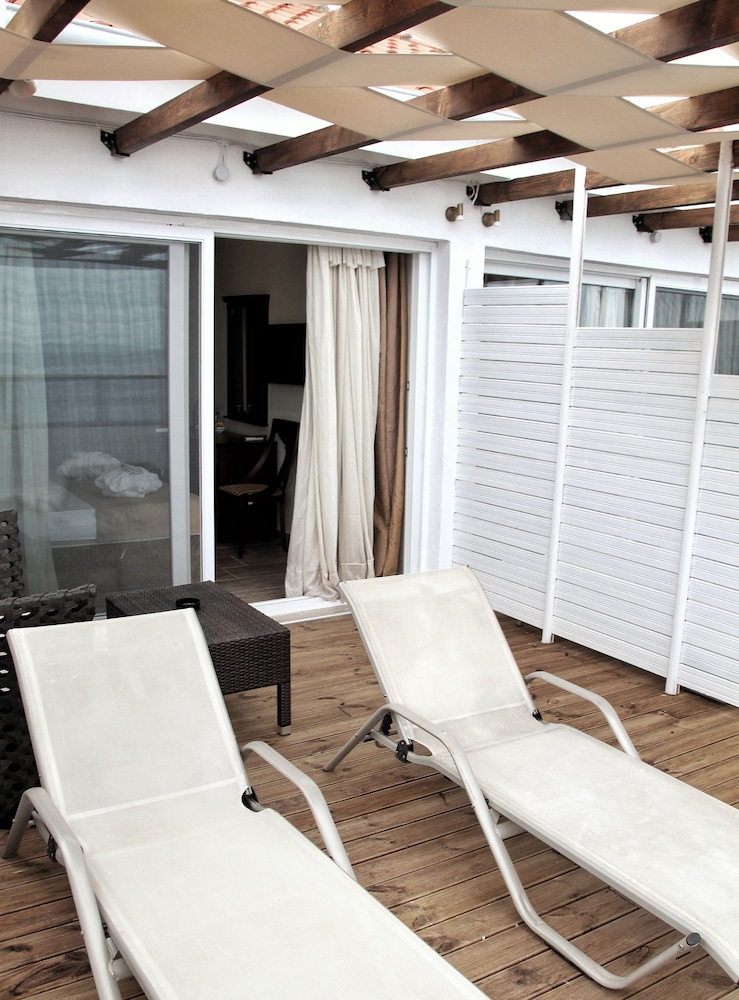 Balcony, Paralia Beach Boutique Hotel
