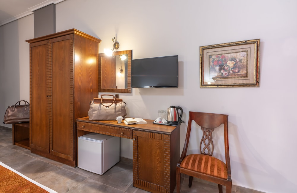 Room, Paralia Beach Boutique Hotel