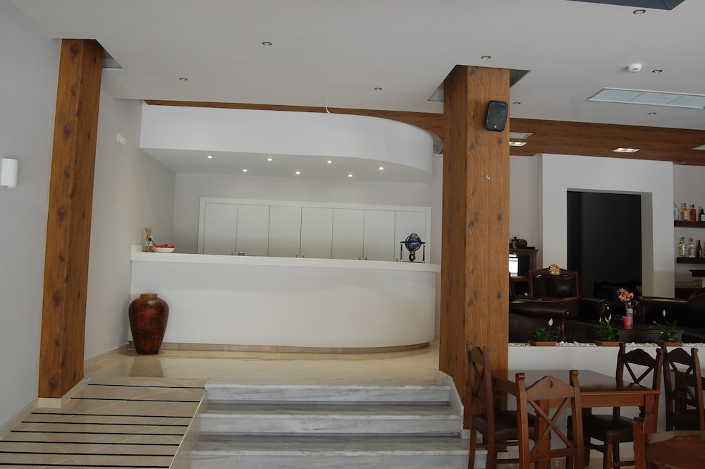 Reception, Paralia Beach Boutique Hotel