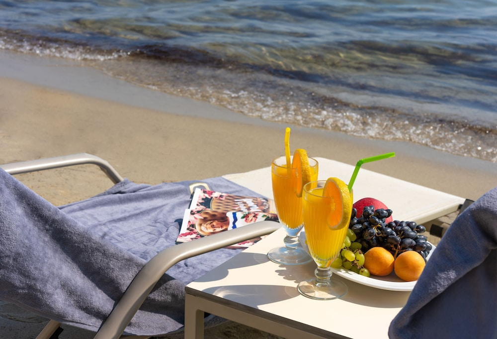 Beach, Paralia Beach Boutique Hotel