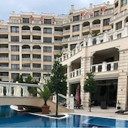 Two Bedroom Apartment in Varna South Bay Residense