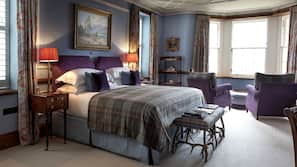 Frette Italian sheets, premium bedding, iron/ironing board, free WiFi