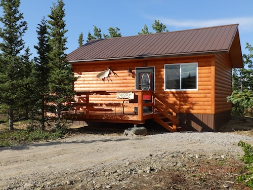 Denali Wildlife Moose Cabin Luxury With a Touch of Rustic