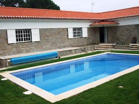 Villa With 3 Bedrooms in Ulgueira, With Wonderful sea View, Private Pool, Enclosed Garden - 2 km From the Beach