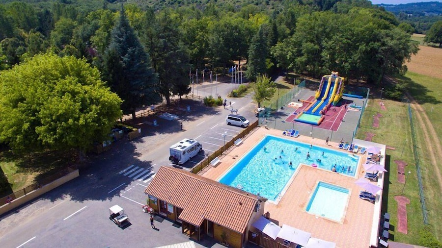 Camping de Maillac - Chalets
