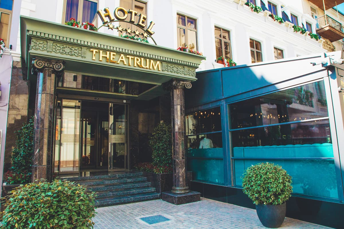 Theatrum Hotel Baku In Baku Azerbaijan Expedia