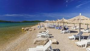 Massagen am Strand