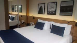 10 bedrooms, minibar, desk, iron/ironing board