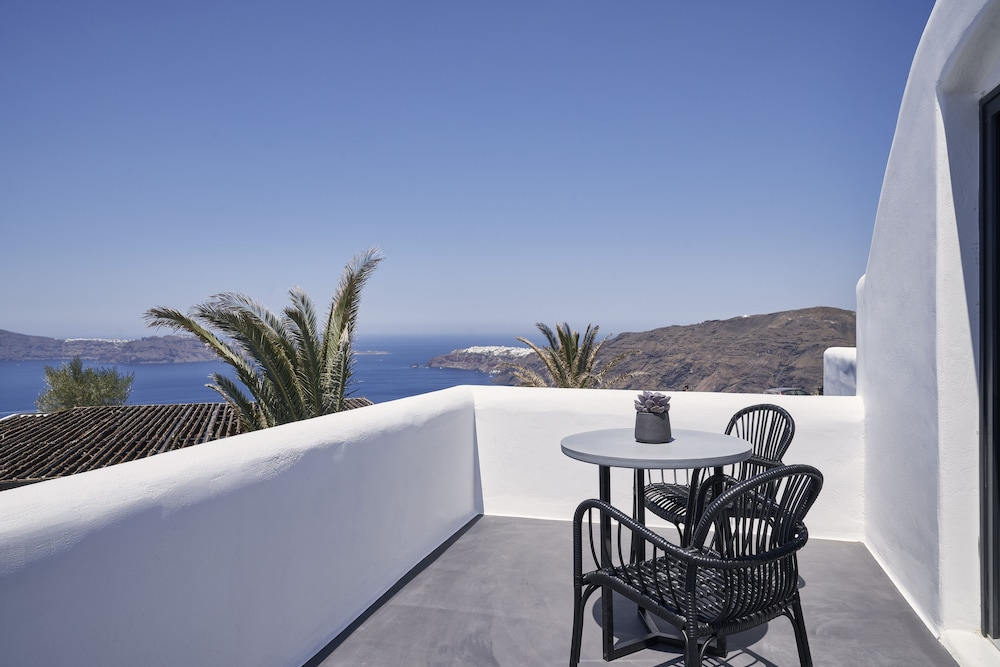 View from Room, OMMA Santorini