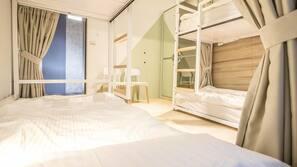 高級寢具、保險箱、手提電腦工作空間、免費 Wi-Fi