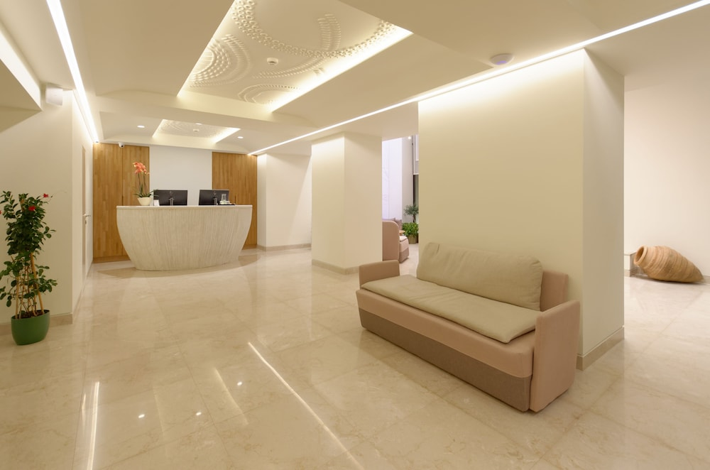 Reception, Niche Hotel Athens