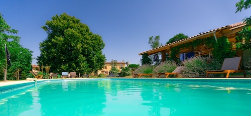 A Large Holiday House/gite in Aude France With 5 Star Tripadvisor Ranking