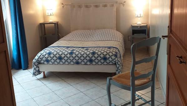 3 chambres, accès Internet