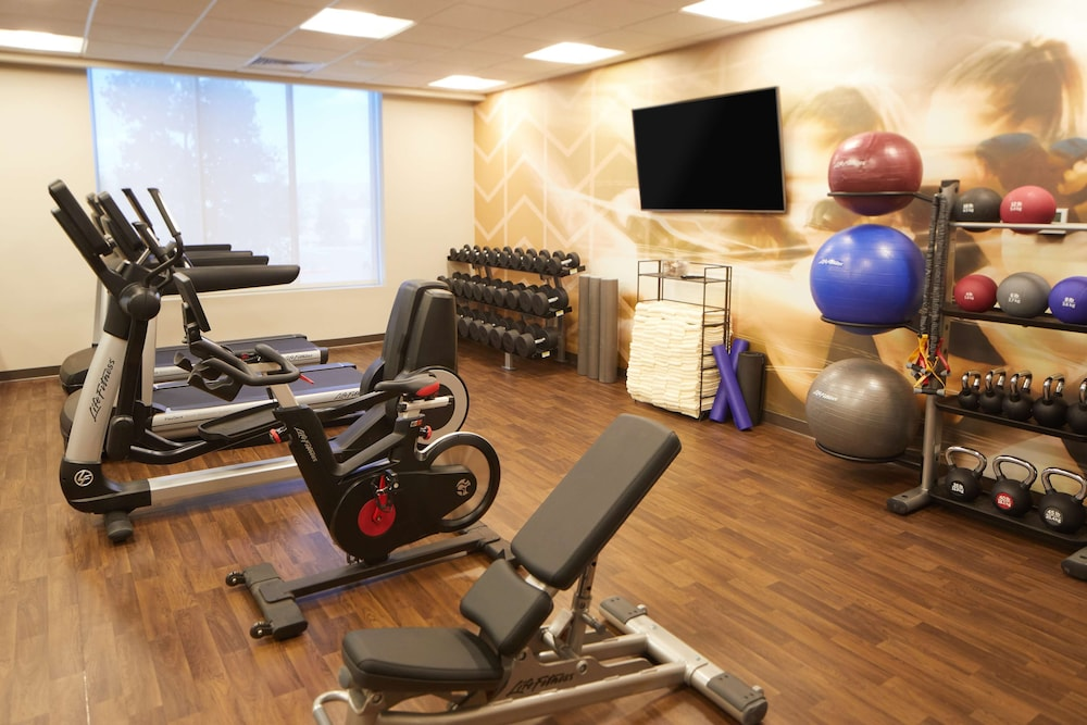 Fitness Facility, Hyatt Place Las Vegas at Silverton Village