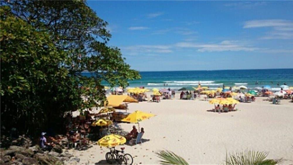 Praia do Tombo - Apto 2 Qdras Beach in Guaruja | Hotel Rates