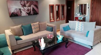 Splendido Appartamento S + 2 Ideale per Coppia o Piccola Famiglia in Piena Sousse