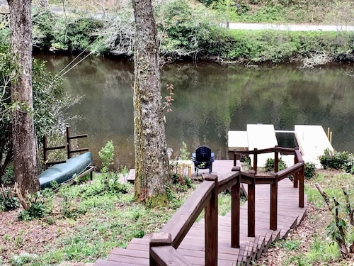 Come- Relax by the Water at Sequoyah Lake House