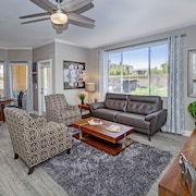 Designer Remodeled Ground Floor Condo Close to Old Town Scottsdale, Airport ASU