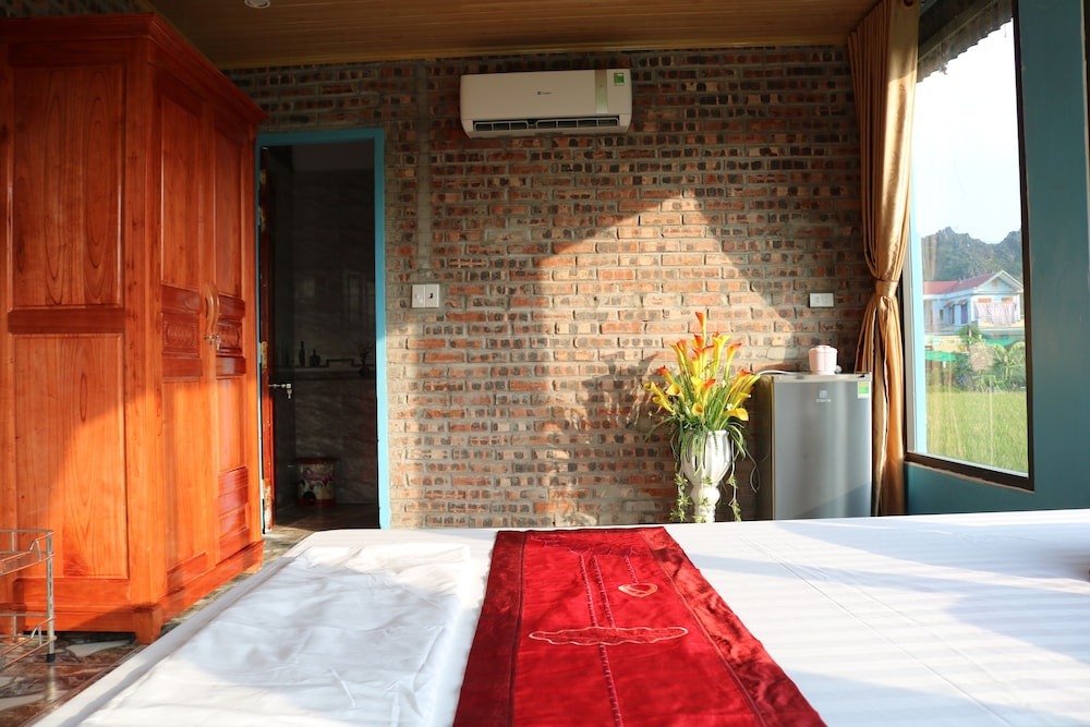 Room, Hang Mua Homestay - Hostel