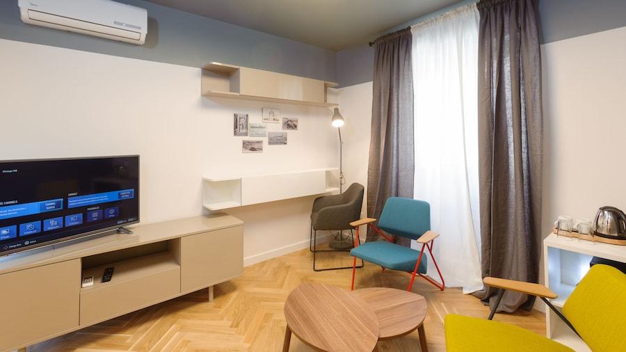 MK Luxury Rooms