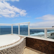 Penthouse with private pool - Copa - B8