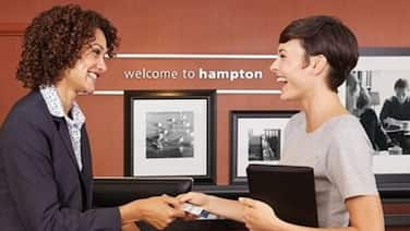 Hampton Inn & Suites Lenoir