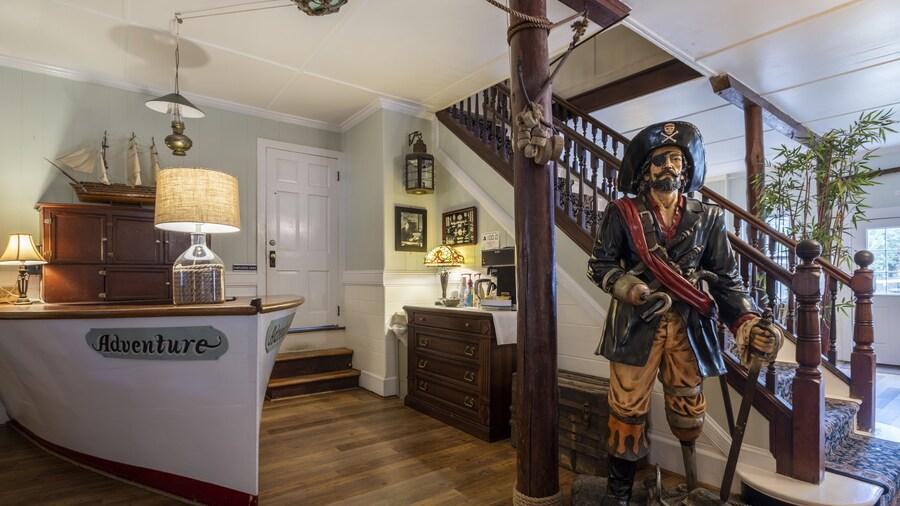 Blackbeard's Lodge