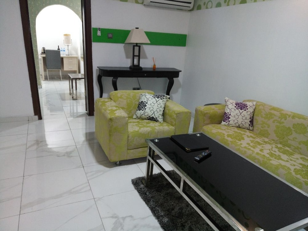 Living Area, Fonseca's Place