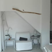 Apartment With one Bedroom in Ortona, With Wonderful sea View, Furnished Garden and Wifi - 1 km From the Beach