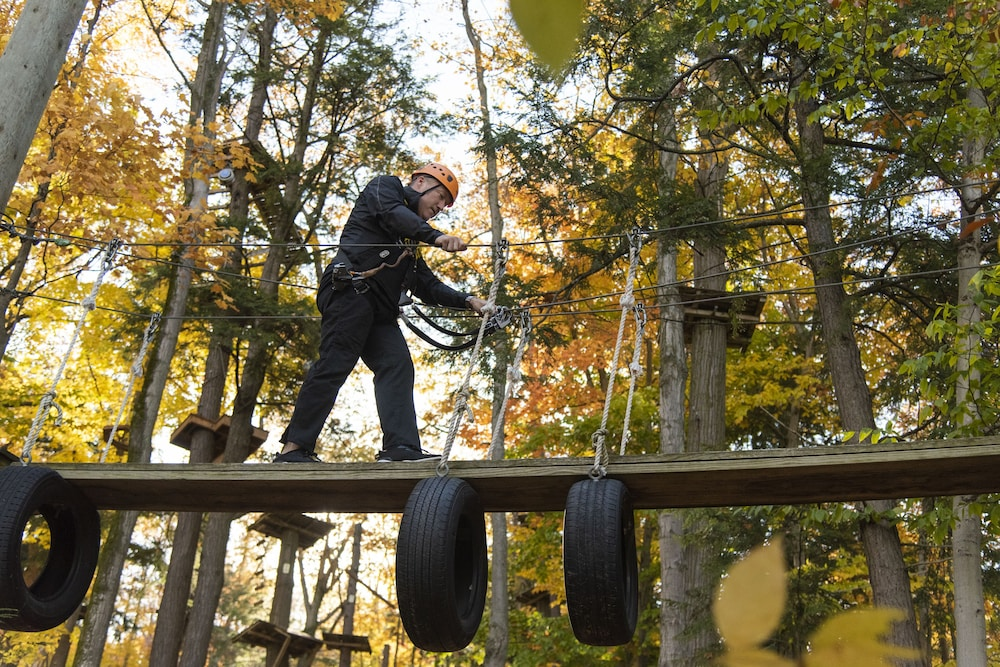 Ropes Course (Team Building), Blue Mountain Resort Mosaic Suites