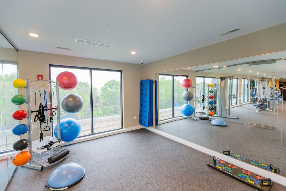 Fitness Facility, Kasa St Louis Forest Park Apartments