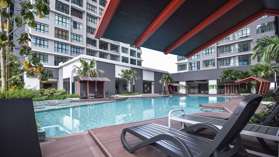 Conezion Residence Putrajaya @ Icon Stay