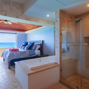 New Isla Mujeres Oceanview luxury 3 BR Villa - 3 Br Villa