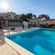 Villa With 3 Bedrooms in Fatima, With Wonderful Mountain View, Private Pool, Enclosed Garden - 50 km From the Beach