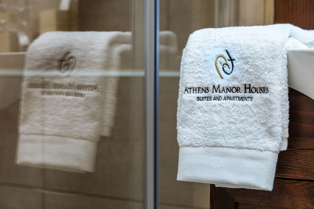 Room Amenity, Athens Manor Houses Suites Apartments