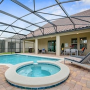 1339yc 5 Beds Westhaven With spa Game Room