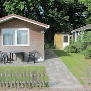 Holiday Bungalow Near the North Sea Beach