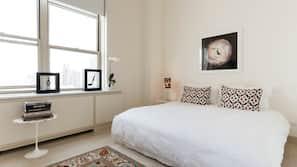 2 Schlafzimmer, Zimmersafe, Bügeleisen/Bügelbrett, Internetzugang