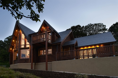 Luxury Lodge With Spectacular Views