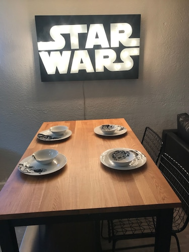 Private Kitchen, Experience Denver in a Galaxy Far Far Away...