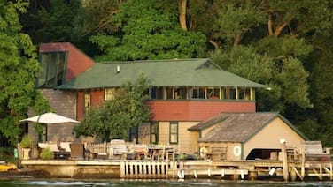 Ithaca Boat House
