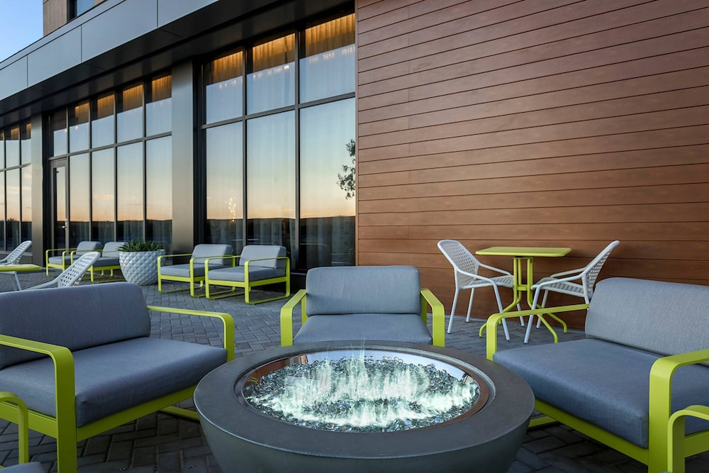 BBQ/Picnic Area, Residence Inn by Marriott Dallas Frisco