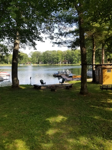Property Grounds, On Jose Lake With Kayaks, Dock and Beach!