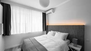 1 Schlafzimmer, Zimmersafe, Bügeleisen/Bügelbrett, WLAN