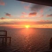 Big Pine Key Waterfront Home: Boating, Sunrises, Sunsets; Relax in Paradise!