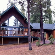 Beautiful Cabin Retreat Near Crater, Crescent, Odell Lakes