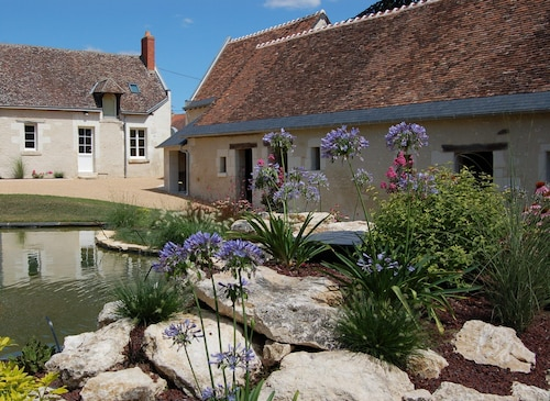 Between Amboise and Chenonceaux, 4 Cottage, Private spa & Sauna